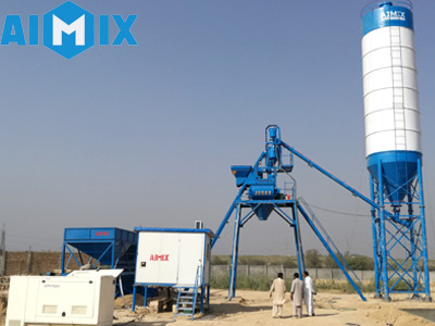 Aimix HZS25 Бетонный завод
