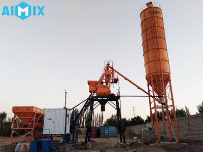 Aimix Мини бетонный завод