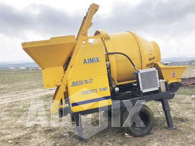 Aimix Электрический Бетоносмесительный насос