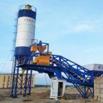 AJY35 Мобильный бетонный завод
