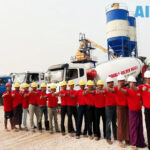Aimix Бетонный завод